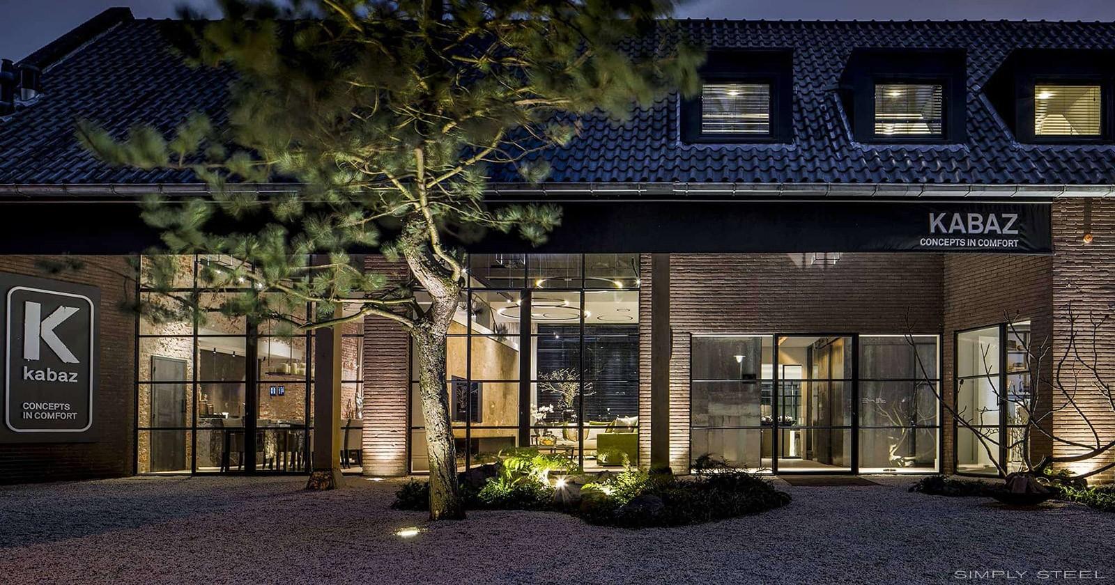 Samenwerking met architectenbureaus, o.a. Kabaz