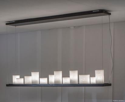 candle fusion hanglamp