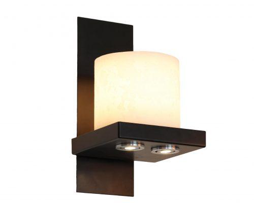 candle fusion wandlamp